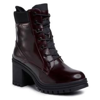 Šnurovacia obuv Jenny Fairy WS5161-01 Ekologická koža/-Ekologická koža