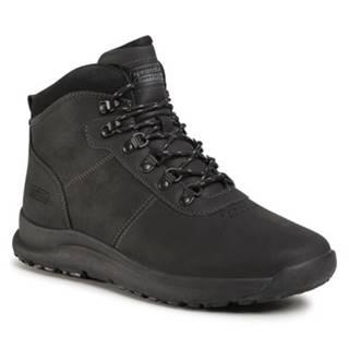 Šnurovacia obuv  MP07-91332-10 koža ekologická