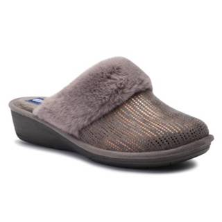 Papuče INBLU DC098F01 Ekologická koža/-Ekologická koža