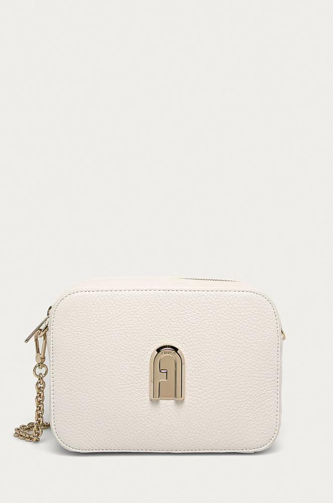 Furla - Kožená kabelka Sleek