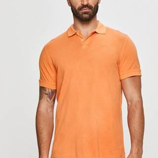 Pepe Jeans - Polo tričko Vincent