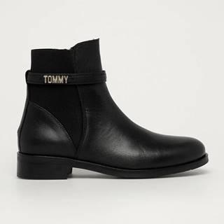 Tommy Hilfiger - Topánky Chelsea