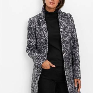 Blejzerový kabát