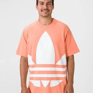Big Trefoil Boxy Tričko Oranžová
