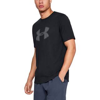 Under Armour Big Logo SS Black