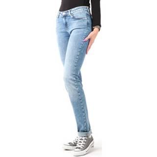 Džínsy Skinny Wrangler  Slim Best Blue W28LX794O