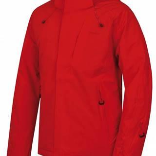 Nopi M červená, XL Pánska lyžiarská bunda