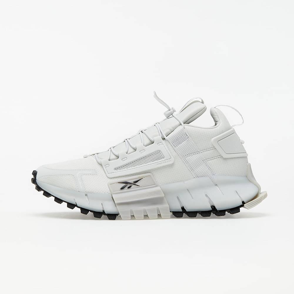 Reebok Zig Kinetica Edge Trace Grey 1/ White/ Pure Grey 2
