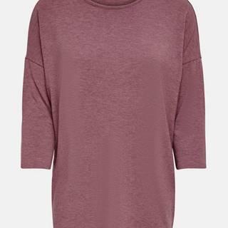 Fialový ľahký sveter ONLY Glamour