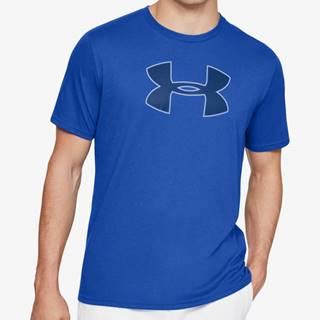 Big Logo Tričko Modrá
