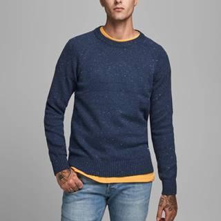 Modrý sveter Jack & Jones