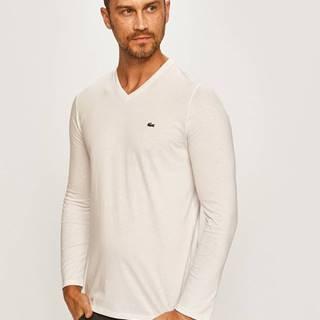 Lacoste - Pánske tričko s dlhým rúkavom