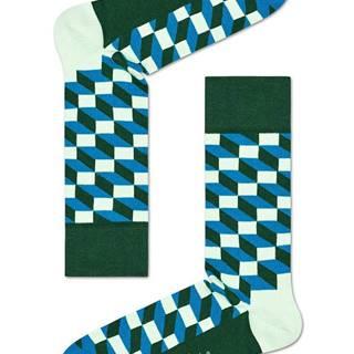 Happy Socks - Ponožky Filled Optic Sock