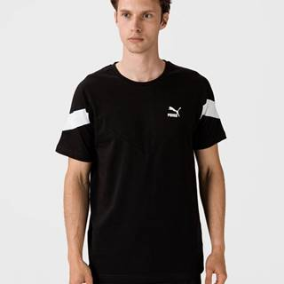 Puma Iconic Tričko Čierna
