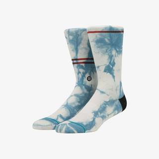 Stance Mixer Ponožky Modrá Biela