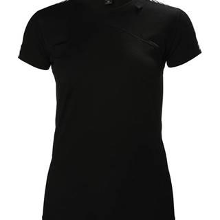 Dámske čierne tričko