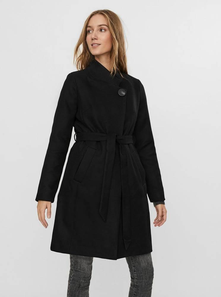 Čierny kabát VERO MODA