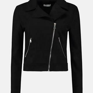 Čierna bunda Hailys