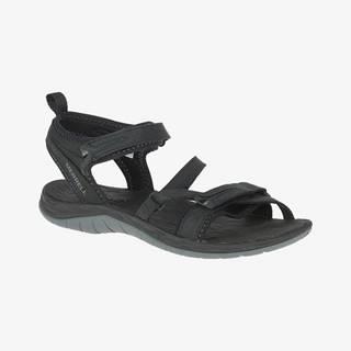 Merrell Siren Strap Q2 Sandále Čierna