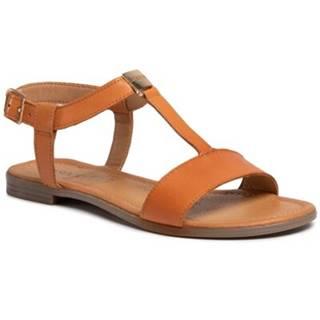 Sandále Lasocki OCE-ARENA-07 Prírodná koža(useň) - Lícova