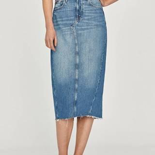 Polo Ralph Lauren - Rifľová sukňa