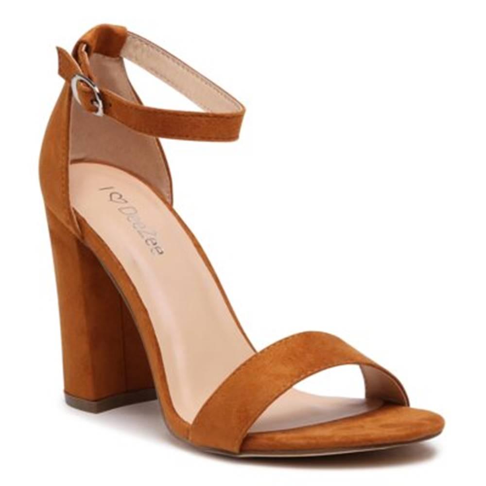 Sandále  WS18077-01 Látka/-Materiál