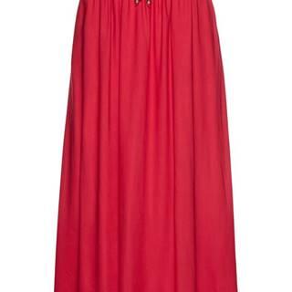 Maxi sukňa, viskózová
