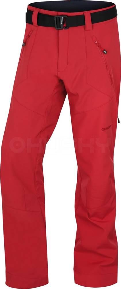 Kresi M červená, M Pánske outdoor nohavice