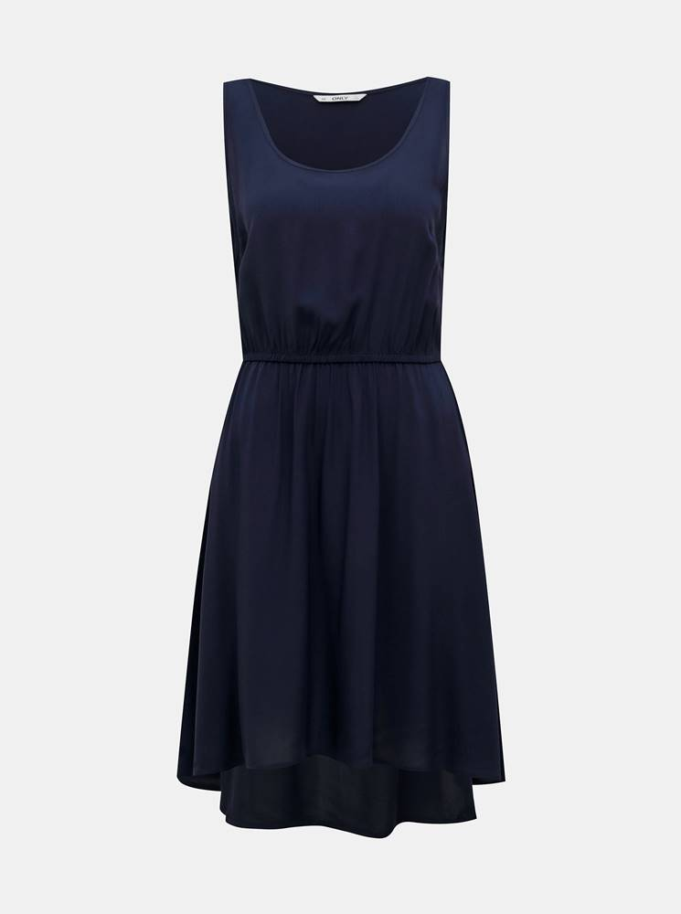 Tmavomodré šaty ONLY Nova