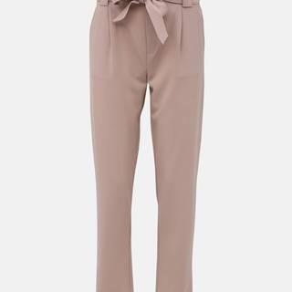 Rúžové nohavice Jacqueline de Yong Dakota