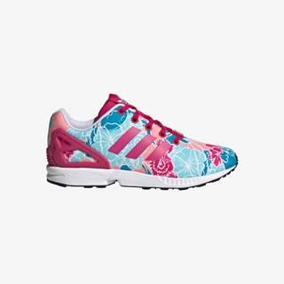 adidas Originals ZX Flux Tenisky Modrá Ružová