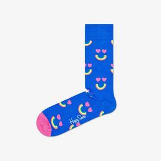 Happy Socks Happy Rainbow Ponožky Modrá
