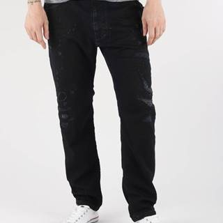Diesel Narrot Jeans Čierna