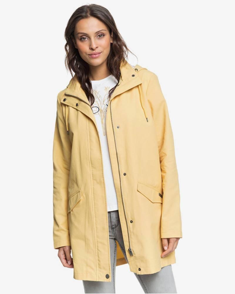 Roxy More Adventures Kabát Žltá