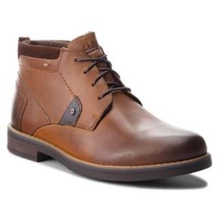 Šnurovacia obuv Lasocki for men MB-GORAN-02 Prírodná koža(useň) - Zamš