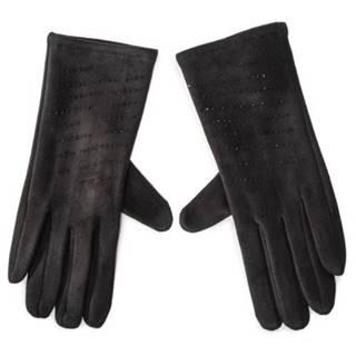 Rukavice ACCCESSORIES 1W6-006-AW20 polyester,bavlna