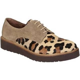 Derbie Leonardo Shoes  840-69 PE CAVALLINO MB