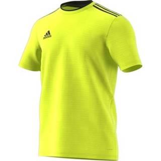 Tričká s krátkym rukávom adidas  Condivo 18