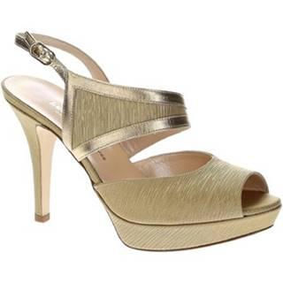 Sandále Leonardo Shoes  17123 T 2693P