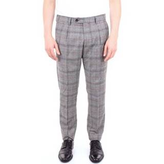 Oblekové nohavice Be Able  WMCK17HIRO