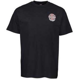 Tričká s krátkym rukávom Independent  Itc bauhaus t-shirt