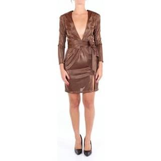 Krátke šaty Actualee  207