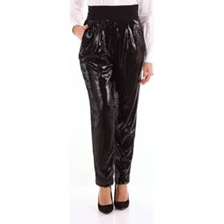 Oblekové nohavice Parosh  PILLED230408