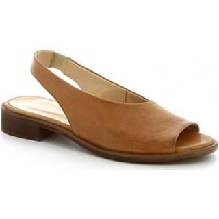 Sandále Leonardo Shoes  4624 ROK TOFFY