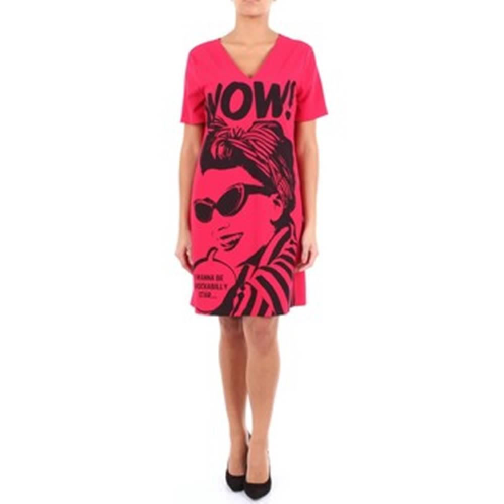 Krátke šaty Moschino  04485834