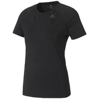 Tričká s krátkym rukávom adidas  D2M Solid Tee