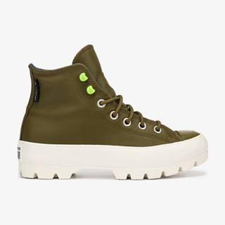 Converse Chuck Taylor All Star Lugged Členková obuv Zelená