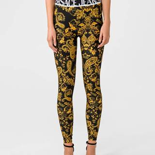 Versace Jeans Couture Legínsy Čierna