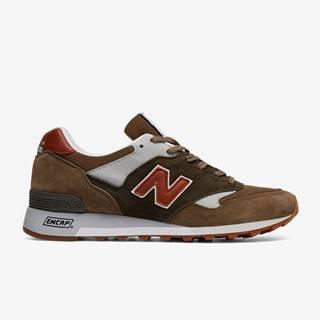 Topánky New Balance M577OTG Hnedá