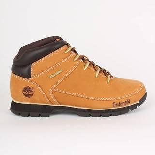 Topánky Timberland Euro Sprint Hiker Wheat Farebná